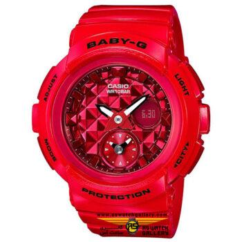 ساعت مچی کاسیو مدل bga-195m-4adr