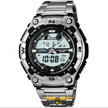 ساعت مچی کاسیو مدل aqw-100d-1avdf