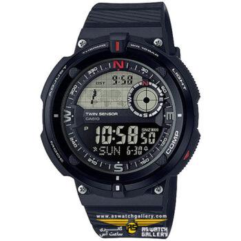 ساعت مچی کاسیو مدل sgw-600h-1bdr
