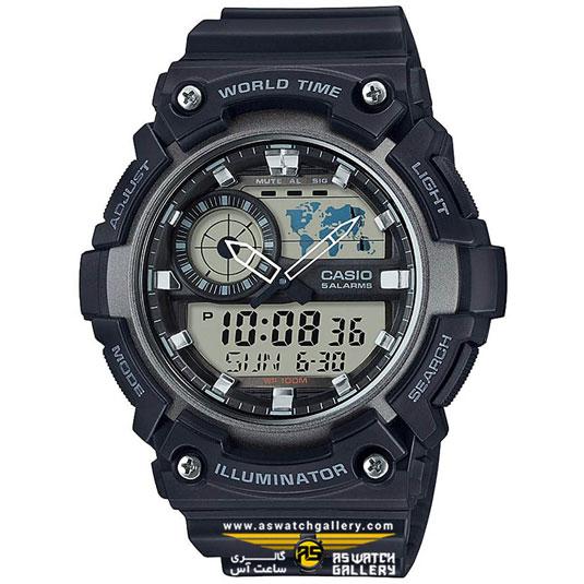 ساعت کاسیو مدل AEQ-200W-1AVDF