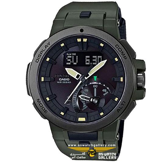 ساعت کاسیو مدل PRW-7000-3DR