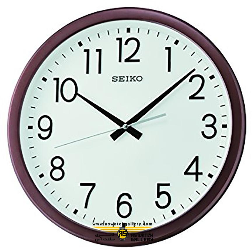 ساعت دیواری سیکو مدل QXA638B