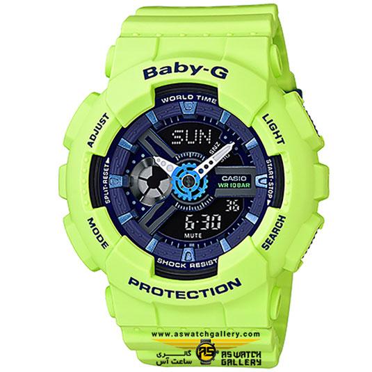 ساعت کاسیو مدل ba-110pp-3adr