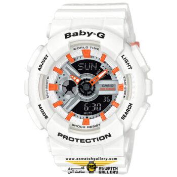 ساعت کاسیو مدل ba-110pp-7a2dr
