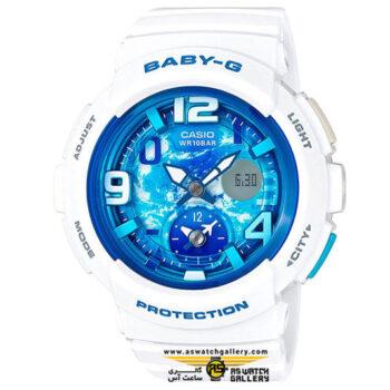 ساعت کاسیو مدل bga-190gl-7bdr