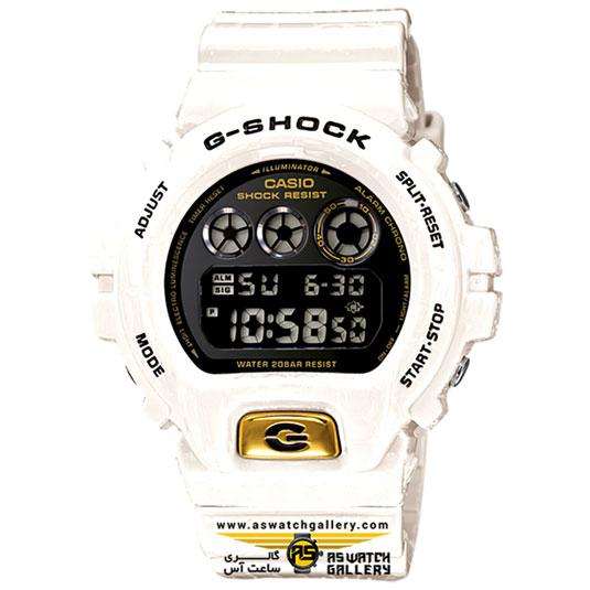 ساعت کاسیو مدل dw-6900cr-7dr