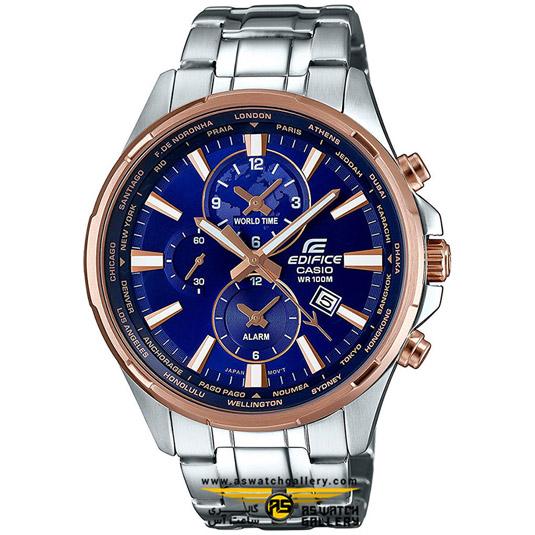 ساعت کاسیو مدل efr-304pg-2avudf