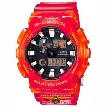 ساعت کاسیو مدل gax-100msa-4adr