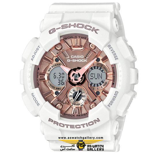 ساعت کاسیو مدل gma-s120mf-7a2dr