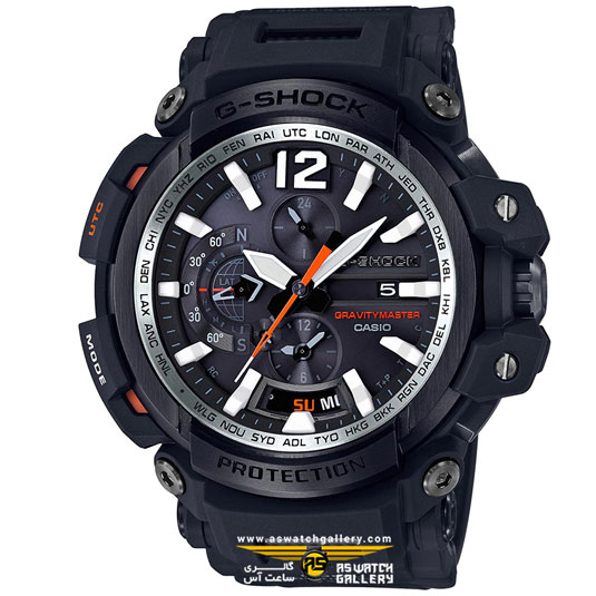 ساعت مچی کاسیو مدل gpw-2000-1adr
