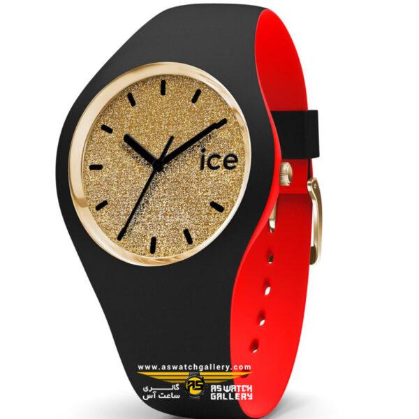 ساعت آیس ice loulou-gold glitter-medium