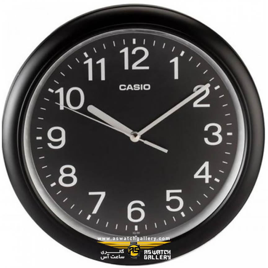 ساعت دیواری کاسیو مدل IQ-01-1R