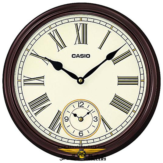ساعت دیواری کاسیو مدل IQ-65-5DF