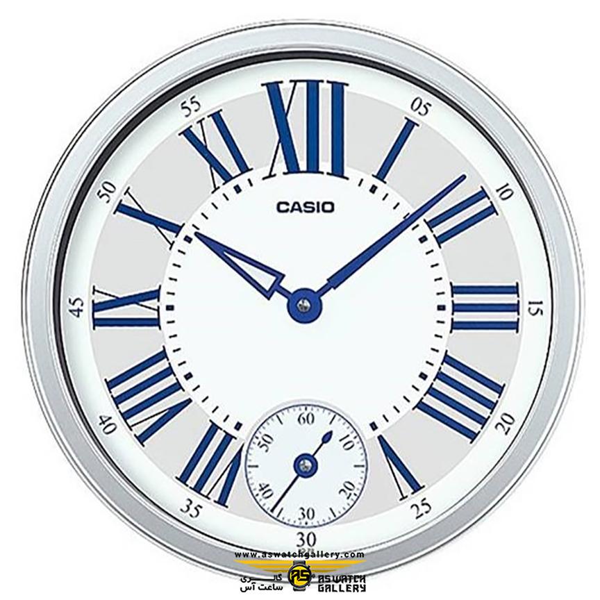 ساعت دیواری کاسیو مدل IQ-70-8DF