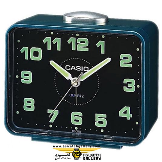 ساعت رومیزی کاسیو مدل TQ-218-2DF