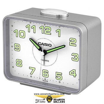 ساعت رومیزی کاسیو مدل TQ-218-8DF