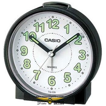 ساعت رومیزی کاسیو مدل TQ-228-1DF