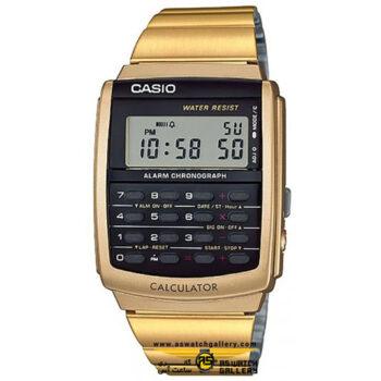 ساعت کاسیو مدل CA-506G-9ADF