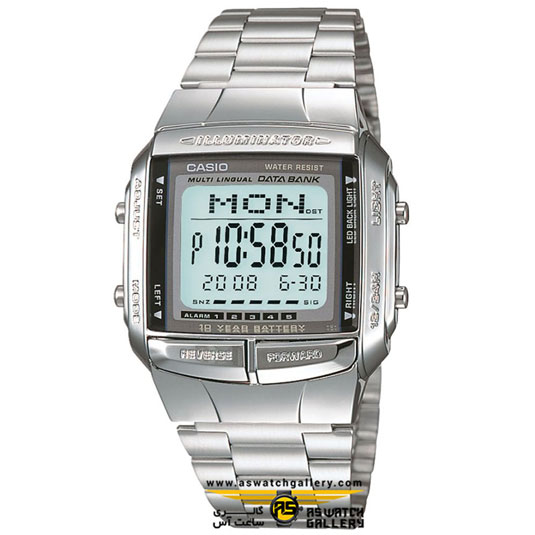 ساعت کاسیو مدل DB-360-1ADF