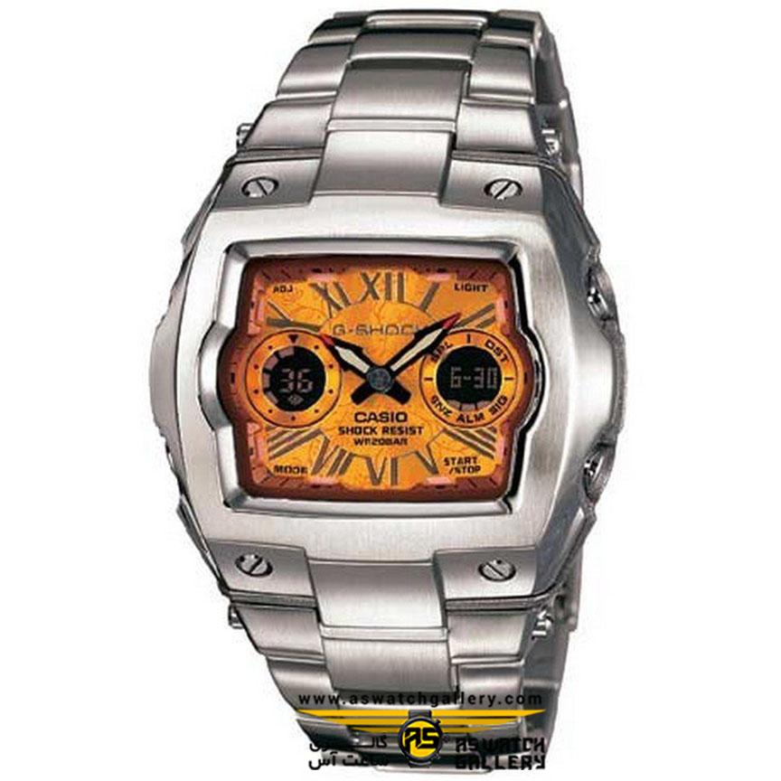 ساعت کاسیو مدل G-011AD-4BDR
