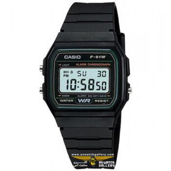ساعت کاسیو مدل f-91w-3dg