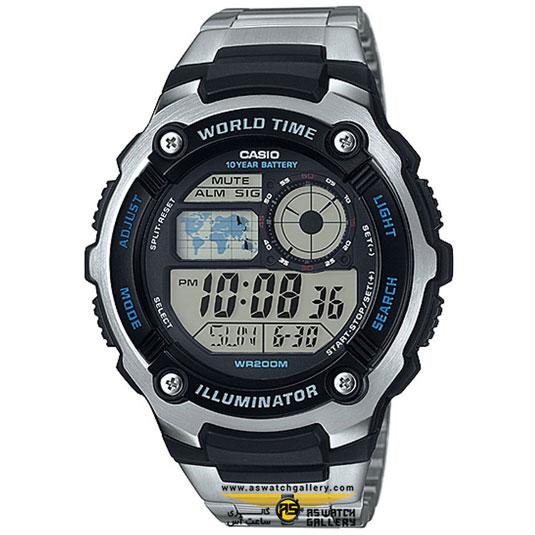 ساعت کاسیو مدل AE-2100WD-1AVDF