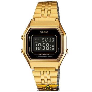 ساعت کاسیو مدل LA680WGA-1BDF