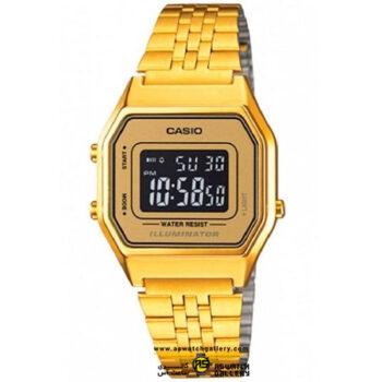 ساعت کاسیو مدل LA680WGA-9BDF