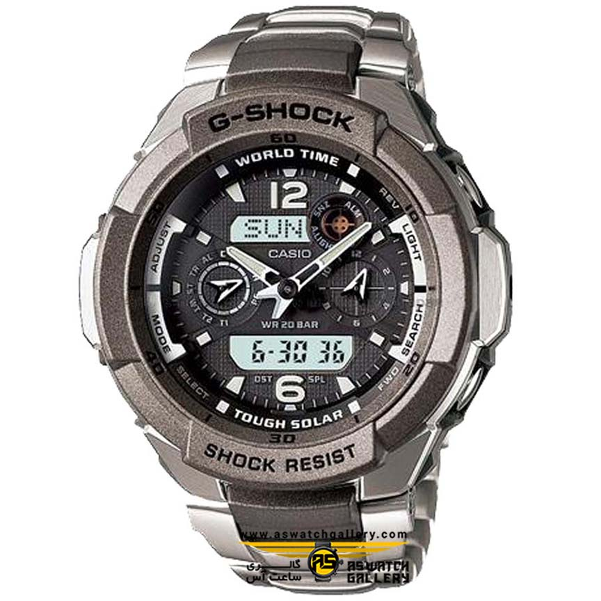 ساعت جی شاک مدل G-1250D-1ADR