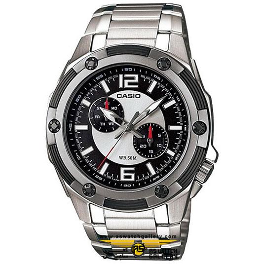 ساعت کاسیو مدل MTP-1326D-1A1VDF