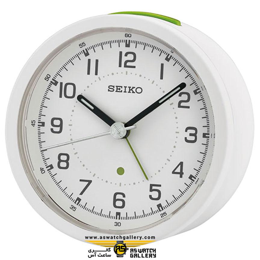 ساعت رومیزی سیکو مدل QHE096NL