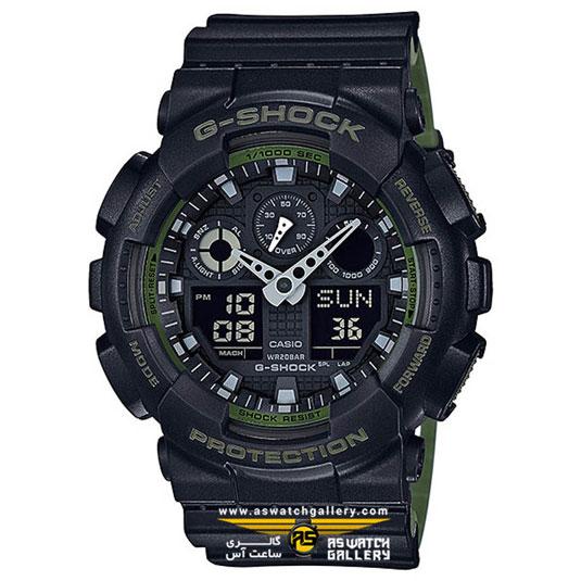 ساعت مچی کاسیو مدل ga-100l-1adr