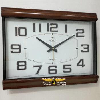 ساعت دیواری ویولت ws19712
