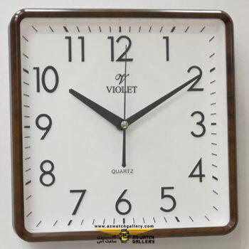 ساعت دیواری ویولت ws19714