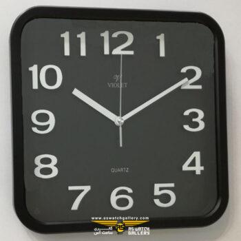 ساعت دیواری ویولت مدل WS19718CP-C