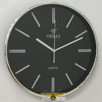 ساعت دیواری ویولت مدل WS19721G-C
