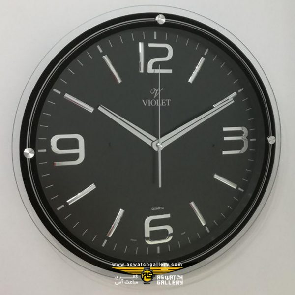 ساعت دیواری ویولت WS19725C-C