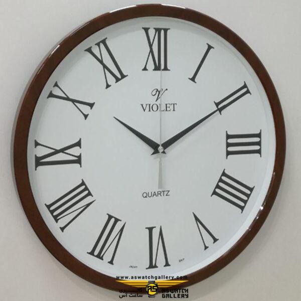 ساعت دیواری ویولت مدل ws19730