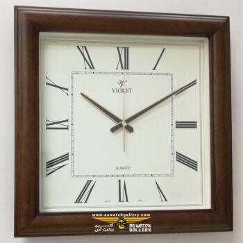 ساعت دیواری ویولت مدل ws19734