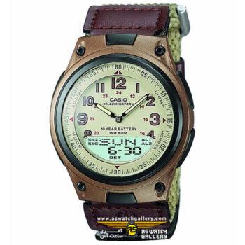 ساعت کاسیو مدل AW-80V-5BVDF
