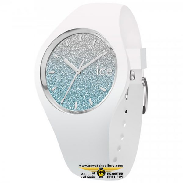ساعت آیس مدل ICE LO-WHITE BLUE-SMALL-3H