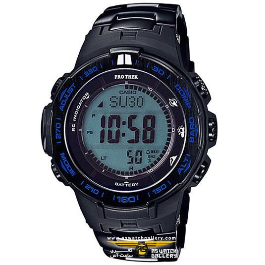 ساعت مچی کاسیو مدل PRW-3100YT-1DR