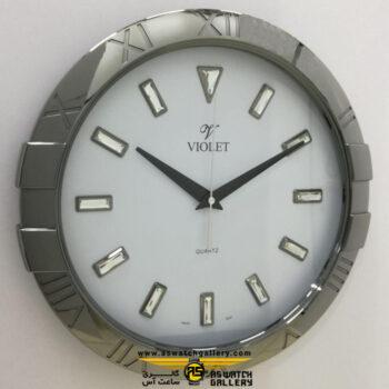 ساعت دیواری ویولت مدل WS19727-3S