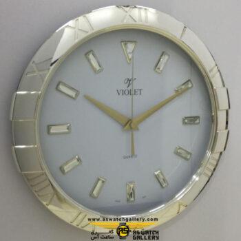 ساعت دیواری ویولت مدل WS19727G-B