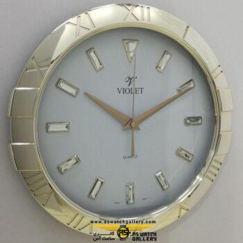 ساعت دیواری ویولت مدل WS19727R-B