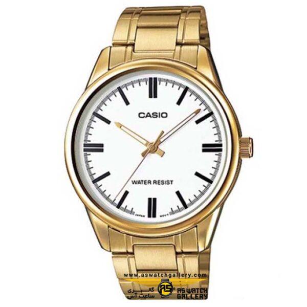 ساعت کاسیو مدل MTP-V005G-7AUDF