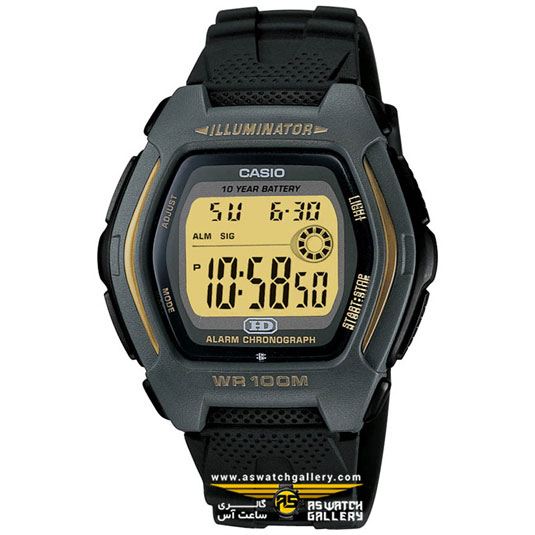 ساعت کاسیو HDD-600G-9AVDF