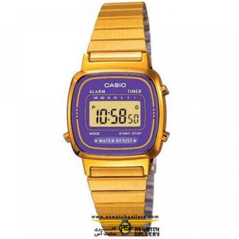 ساعت کاسیو مدل LA670WGA-6DF