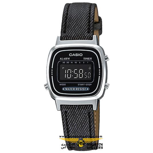 ساعت کاسیو مدل LA670WL-1BDF