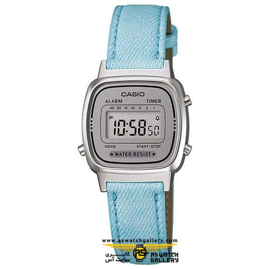 ساعت کاسیو مدل LA670WL-2ADF